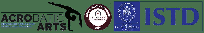 thorrington dance academy logos