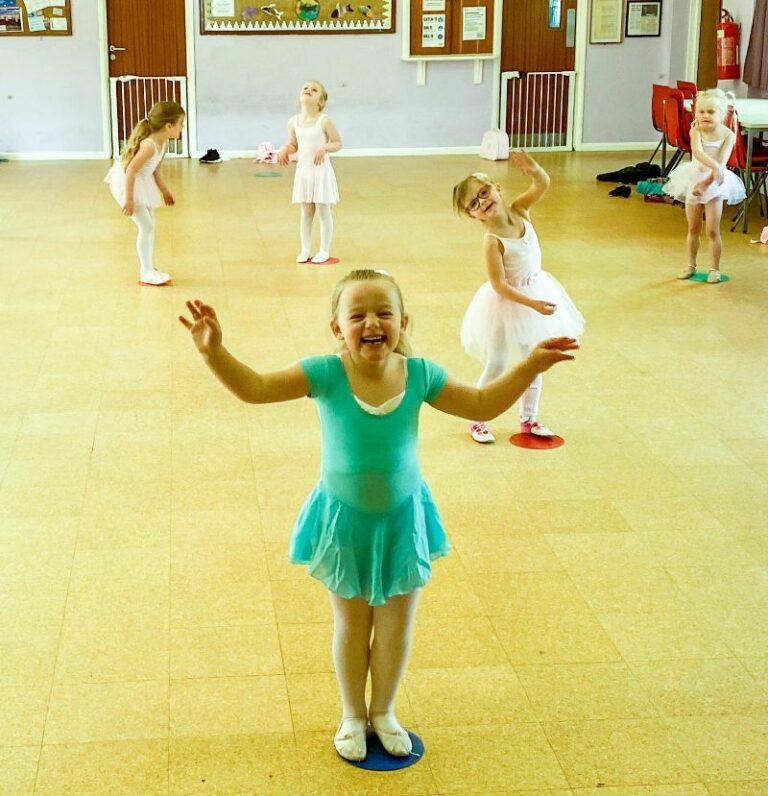 Thorrington Dancers