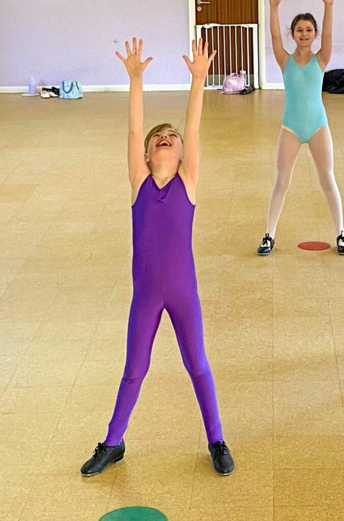 Thorrington Dance Academy Essex dancers