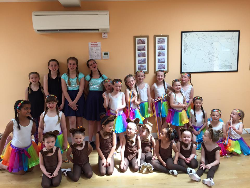 dance holiday clubs for kids