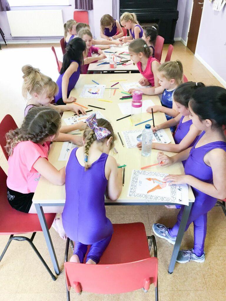 Thorrington Dance Holiday Clubs